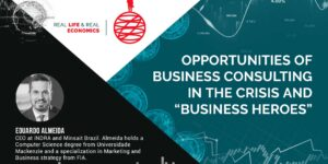 """Opportunities of business consulting in the crisis and """"business heroes"""""""